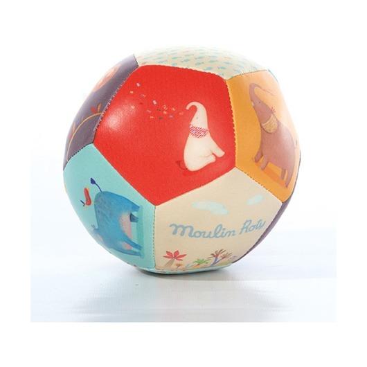 Мягкий мяч Животные Африки