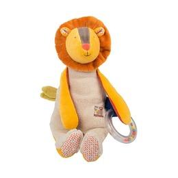 Многофункциональная мягкая игрушка Лев