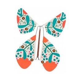 Волшебная бабочка, голубая