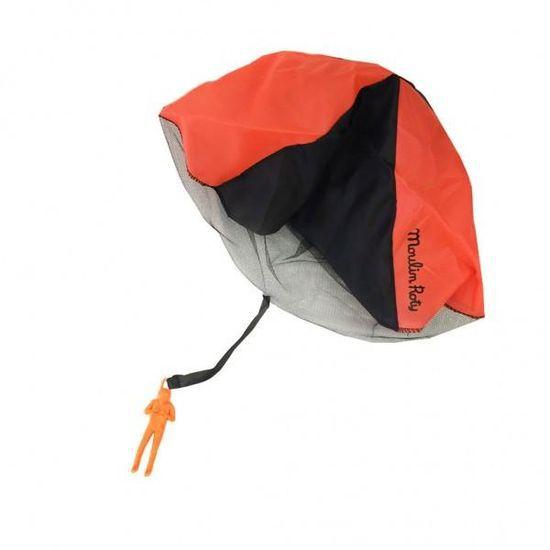 Игрушка парашют, цвет оранжевый