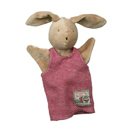 Кукла на руку Кролик Сильван
