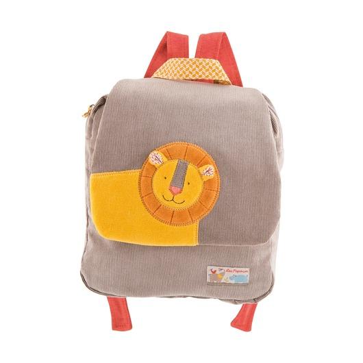 Рюкзак дошкольный Лев