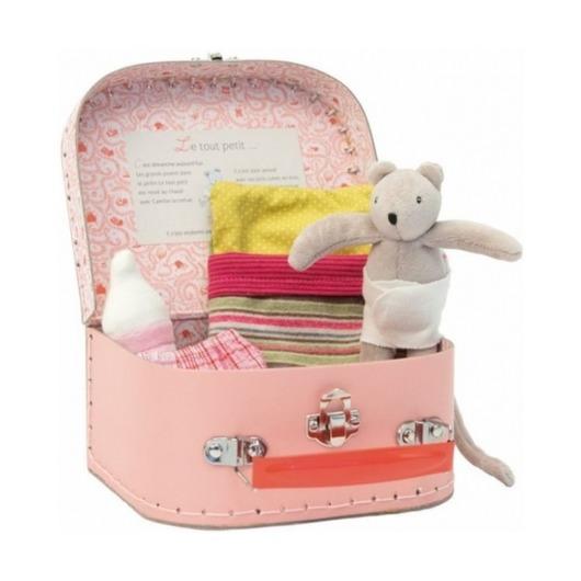 Мышонок в чемоданчике