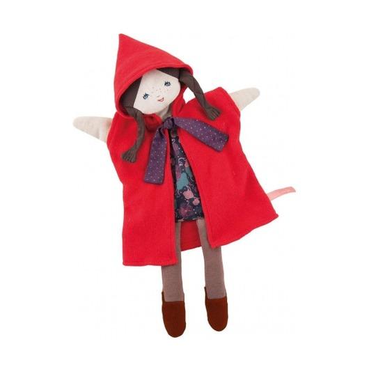 Игрушка на руку Красная шапочка