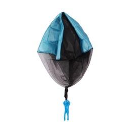 Игрушка парашют, цвет голубой