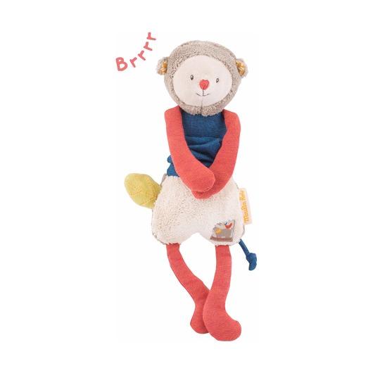 Интерактивная мягкая игрушка Обезьянка