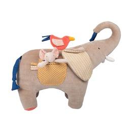 Многофункциональная мягкая игрушка Слоник