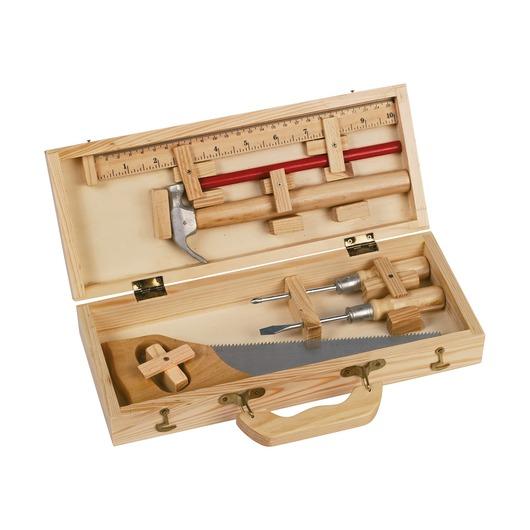 Набор плотника в чемоданчике