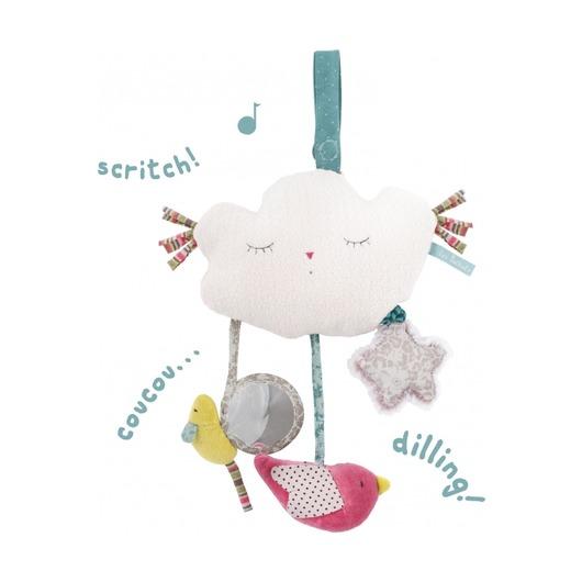 Игрушка-подвеска Музыкальное облако