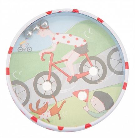 Головоломка с шариками Велосипедист