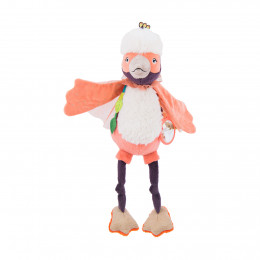 Мягкая игрушка-активити Фламинго